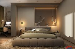 comfortable Low Bed frame
