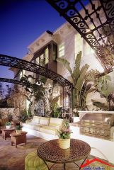 tropical patio with outdoor kitchen And bistro table I G IS 14xuby4wnpo4d jTfmQ